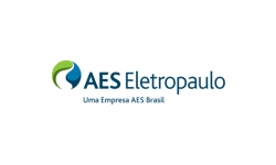 Logo AES Eletropaulo