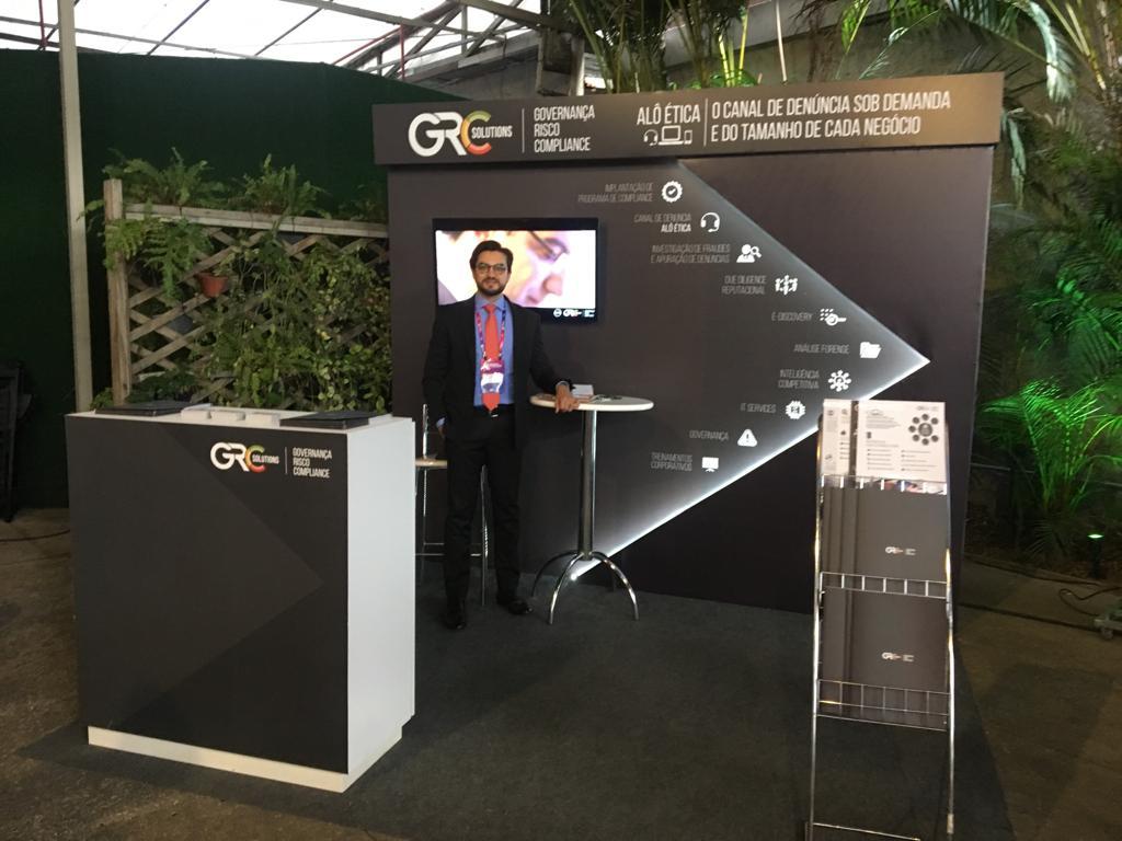 André Almeida, sócio da GRC Solutions